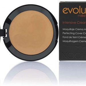 maquillaje evolux intensive cream make up